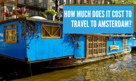 How much does it cost to travel to Amsterdam?